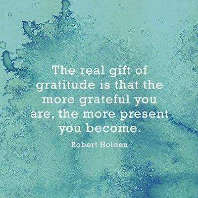 How grateful can you be?